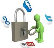 7 Consejos básicos para proteger tus cuentas y perfiles en redes sociales